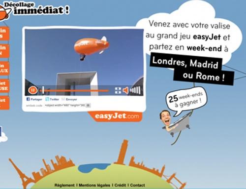Site internet EasyJet